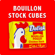 STOCK CUBES AND BOUILLONS